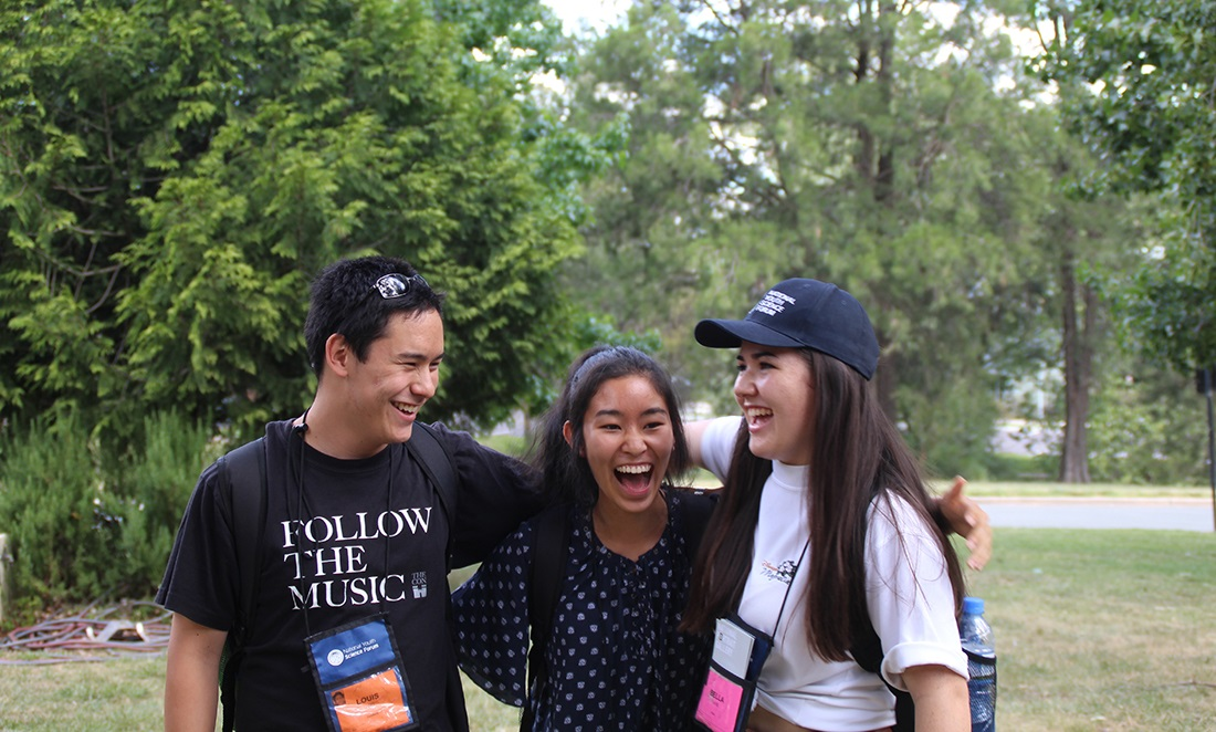 National Youth Science Forum is opening minds, connecting youths, and inspiring a love of science among West Australian participants.