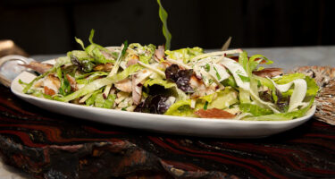 Smoked peel mullet salad is a delicious option for Christmas day … . Credit: Lynn Roberts Photographer