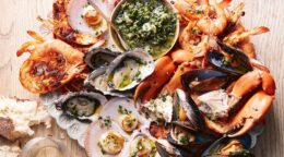 Sustainable seafood for the silly season