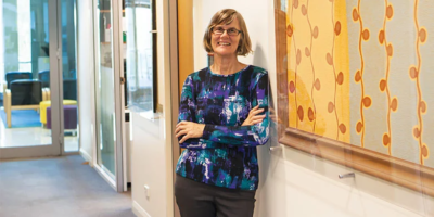Professor Carol Bower: Putting the folate in your bread