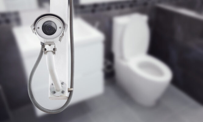 Gathering health data with every flush
